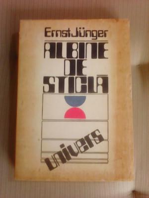 Albine de sticla - ERNST JUNGER foto