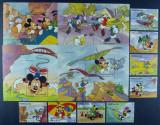 1992 - GRENADA - WALT DISNEY -HOLLIDAY, Animatii, Nestampilat