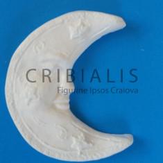 Luna - figurina ipsos