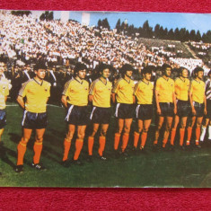 Foto echipa de fotbal a Romaniei