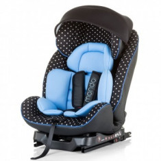 Scaun auto Isofix Chipolino Mondo 0-25 kg sky blue