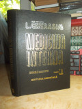L. GHERASIM - MEDICINA INTERNA * VOL 1 : BOLILE APARATULUI RESPIRATOR , 1996