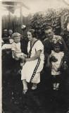 Fotografie ofiter 1925 Bucuresti