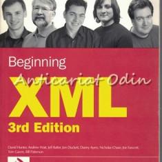 Beginning XML - David Hunter, Andrew Watt, Jeff Rafter, Jon Duckett