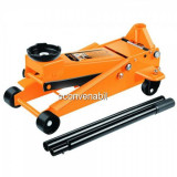 Cric hidraulic 3 tone mediu Industrial 65464