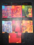 Maurice Druon - Regii blestemati 7 volume, seria completa, editura Humanitas