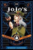 Jojo S Bizarre Adventure: Part 3--Stardust Crusaders, Vol. 3