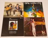 Set de 4 discuri pop/rock/flamenco Cehoslovacia -  disc vinil ( vinyl , LP )