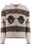 Cumpara ieftin Cardigan barbat Phipps smokey bear zip-up cardigan PHFW20 X03 Multicolor, S