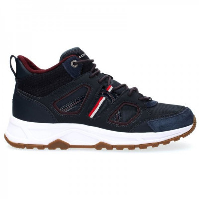 Pantofi sport Tommy Hilfiger CARLO 5C HIGH TECH foto