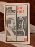 QUO VADIS-HENRYK SIENKIEWICZ