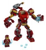 Lego Robot Iron Man