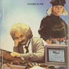 Carte veche,Probleme de fizica pt.gimnaziu-clasele VI-VIII,Florin Macesanu,T.GRA