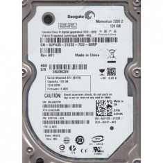 "Hard Laptop 2,5"" SATA Seagate 120 Gb 7200rpm ST9120823AS 100% Life Performance"