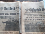 Lot ziare Scanteia / Romania Libera 1982