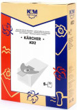 Sac aspirator KARCHER 2501, hartie, 5X saci, KM, K&m