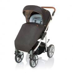 Carucior 2 in 1 Baby Design Dotty 100 Dark Rock 2019