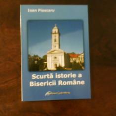 Ioan Ploscaru Scurta istorie a Bisericii Romane, princeps