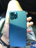 IPhone 12 Pro Max, Albastru, Neblocat, 128GB