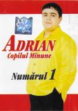 Caseta Adrian Copilul Minune – Numarul 1, originala, manele