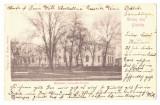 4818 - BISTRITA, Litho, Romania - old postcard - used - 1900, Circulata, Printata
