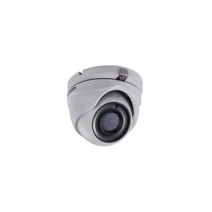 Camera supraveghere Hikvision DS-2CE56H0T-ITMF28 Turbo HD Dome 5MP 2.8MM IR 20M