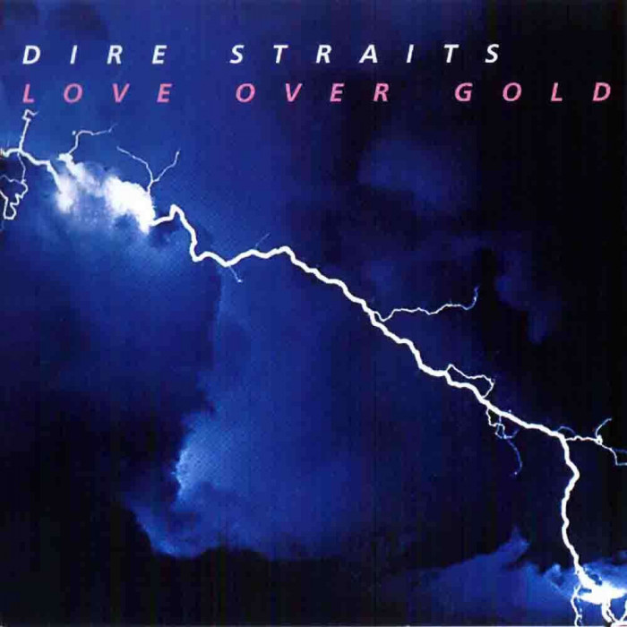 Dire Straits Love Over Gold remastered (cd)