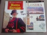 Ghid complet Marea Britanie + Ghid turistic Londra