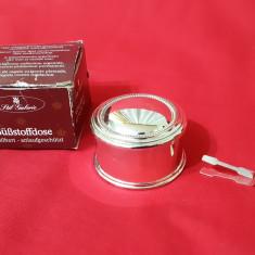 Caseta argintata pentru medicamente WMF