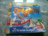 CALATORITI CU ORIGAMI. 20 DE MODELE DE ORIGAMI