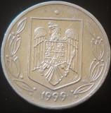 Moneda 500 Lei - ROMANIA, anul 1999 *cod 295 - ALUMINIU