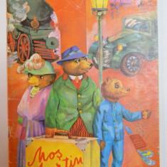 MOS MARTIN de CONSTANTA BUTEANU , VOLUM ILUSTRAT de ANASTASE DEMIAN , 1980