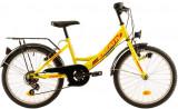 Bicicleta Copii Kreativ 2014 Galben 20 Inch