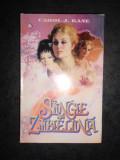 CAROL J. KANE - SANGE SI ZIBELINA 2 volume
