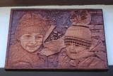 Tablou gravat 3D 30x40cm lemn masiv de fag