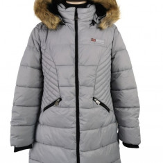 Geaca gri de iarna Geographical Norway