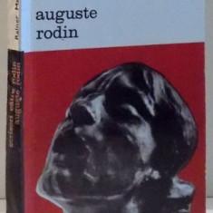 SCRISORI CATRE RODIN , AUGUSTE RODIN de RAINER MARIA RILKE , 1986