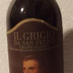 26 - VIN CHIANTI CLASSICO, IL GRIGIO SAN FELICE, DOC, recoltare 1969 cl 72 gr 13