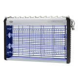Cumpara ieftin Lampa UV impotriva insectelor Esperanza, 2 x 10 W, 80 mp