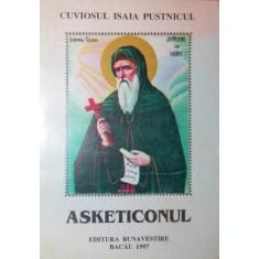 ASKETICONUL - ISAIA PUSTNICUL