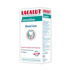 Lacalut Sensitive Apa de Gura Zdrovit 300ml Cod: laca00022