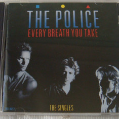 The Police - Every Breath You Take, CD, A&M rec