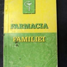 FARMACIA FAMILIEI 1995-APOTHEKE GRUP FARMACEUTIC