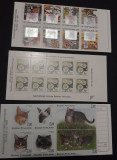 Lot de trei carnete cu timbre MNH - Finlanda 1994, 1995