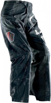 Pantaloni motocorss Thor static Boxe culoare negru marime 34 Cod Produs: MX_NEW 29014618PE foto