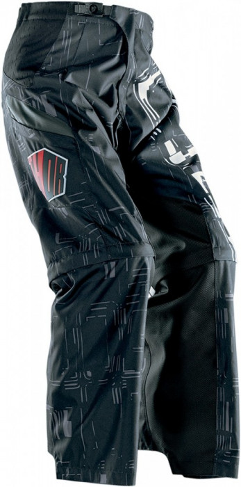 Pantaloni motocorss Thor static Boxe culoare negru marime 34 Cod Produs: MX_NEW 29014618PE