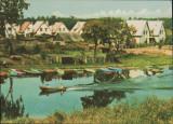 "Carte Postala - Riga by the lake Kisezers ""CP17"", Necirculata, Fotografie"