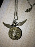 Ceas Harry Potter - Golden Snitch/Hoțomanca - Auriu/Nou/Sigilat