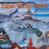 Country music - Case / lang / veirs (CD) 2016