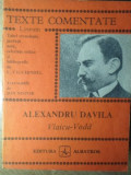 VLAICU-VODA-ALEXANDRU DAVILA